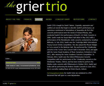 thegriertrio.co.uk
